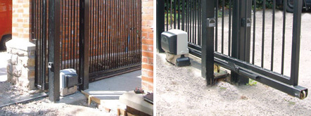 AElectric Sliding Gate